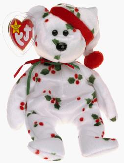 TY 1998 Holiday Teddy Beanie Baby