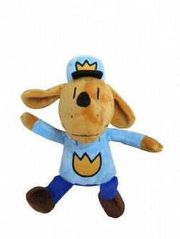 - MerryMakers Dog Man Plush Toy, 24cm. Shipping Included