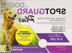 3 Doses Generic Frontline Plus for Small Dogs 0-22 lbs Flea