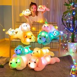 35cm Colorful Luminous Plush Toy For Children Glowing Cartoo