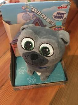 4 tall adorable puppy dog pals animated