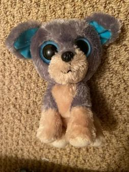"6"" TY BEANIE BOOS SCRAPS PUPPY DOG PLUSH STUFFED ANIMAL BOO"