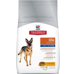 Hill'S Science Diet Senior Dog Food, Adult 6+ Large Breed Ch