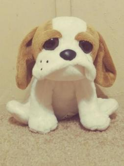 8 inch Stuffed Bull Dog Friend - Ready 2 Love i
