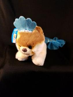 "GUND 9"" Plush  THE WORLD'S CUTEST DOG Pomeranian Toy MERMAID"