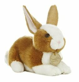 "Aurora World Miyoni Bunny 8"" Plush, Brown"