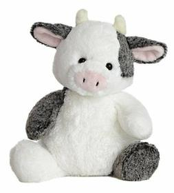 """Aurora World Sweet and Softer Clementine Cow 12"""" Plush"""