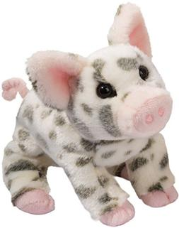 Douglas Pauline Spotted Pig Small Plush Stuffed Animal
