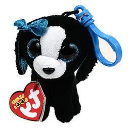 "TY Beanie Boo Boos 3"" Key Clip - Tracey the Dog"
