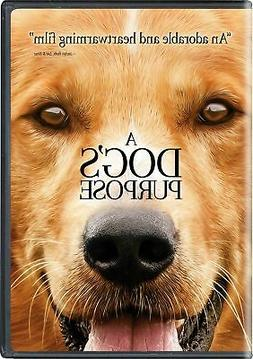 A Dog's Purpose DVD Britt Robertson NEW