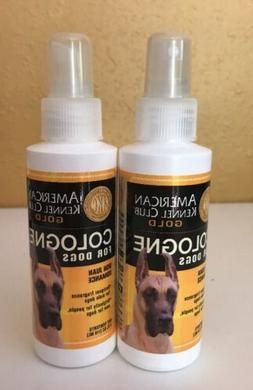 AKC American Kennel Club Cologne For Dogs Don Juan Romance D