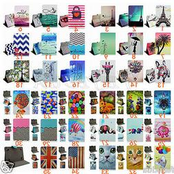For Amazon Kindle Fire 7 Tablets Buckle Stand Flip Leather C