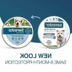 Bayer Animal Health Seresto Protection Flea and Tick Collar
