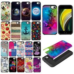 For Apple iPhone SE 2020 / iPhone 8 / iPhone 7 Fusion Hybrid