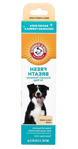 arm and hammer dogs dental care fresh
