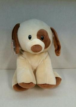 Baby TY - BUMPKIN the Brown Dog  - New BabyTy Stuffed Toy