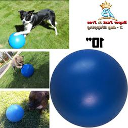 Ball For Dog Ball Energetic Herding Fun Play 10 Inch Pet Sup