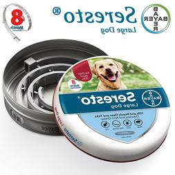 Bayer Seresto Flea & Tick Collar for Large Dogs Over 18lbs