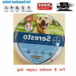 Bayer Seresto Flea And Tick Collar Mosquito Repellent For La