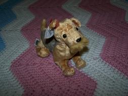 Ty Beanie Babies 2000 Whiskers dog tag
