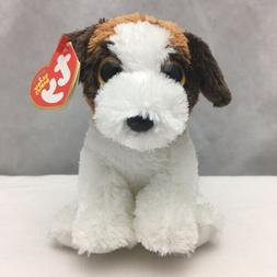 Ty Beanie Babies Yodel St. Bernard Puppy With Tags