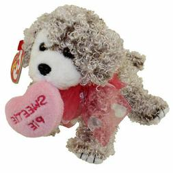 TY Beanie Baby - SNOOKUMS the Dog  - MWMTs Stuffed Animal To