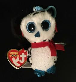 Ty Beanie Boos Clip Nester The Owl New With Tags