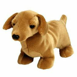 TY Beanie Buddy - WEENIE the Dachshund Dog  - MWMTs Stuffed