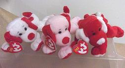 f303cf76a39 Ty Beanie Dogs for VDay