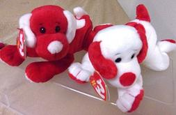 0d29d21e5cd Ty Beanie Dogs Duo for VDay