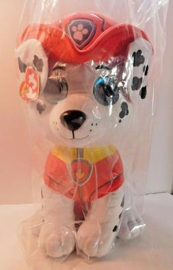 TY Beanie LARGE Paw Patrol 20 inch BIG EYES Soft Plush Stuff