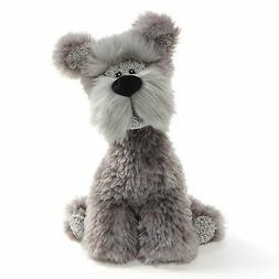 "Gund Bentley Wire Hair Terrier Dog 11.5"" Plush"