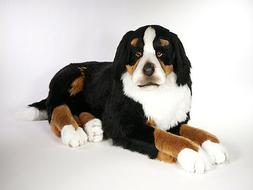 Bernese Mountain Dog by Piutre, Hand Made in Italy, Plush St