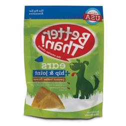 Better Than Ears Peanut Butter Flavor Dog Treats, 7.78oz
