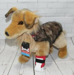 Douglas Bingley Rescue Pup - Shepherd Mix Plush