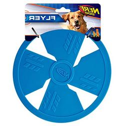 Nerf Dog Small to Medium Blue TPR Flyer Dog Toy