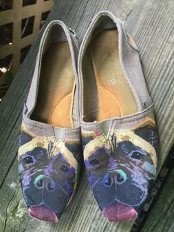 bobs for dogs paw fection slip on