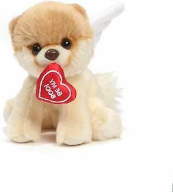 GUND Boo World's Cutest Dog Valentine's Day Cupid Angel Plus