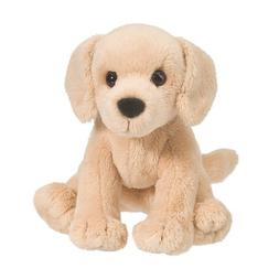 "Butter Yellow Lab 5.5"" by Douglas Cuddle Toys"