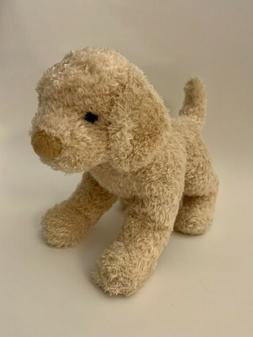 """Buttercup Yellow Lab Dog by Douglas Cuddle Toys, about 7"""" ta"""