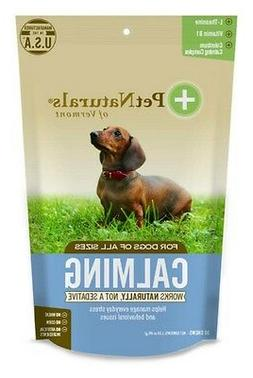 Pet Naturals of VT Calming Supplements for Dogs .