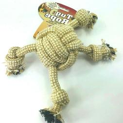 Cambric Monkey Fist with Arms Dog Toy - 6 in.