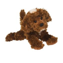 Chocolate Labradoodle 8""