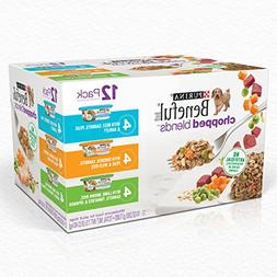 Purina Beneful Chopped Blends Adult Wet Dog Food Variety Pac