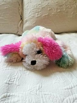 "New! Ty Classic YODELER tie dyed Dog 12"" long Medium Buddy s"