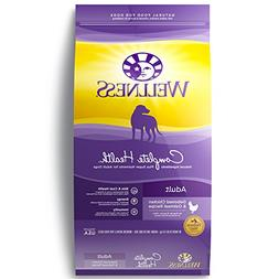 Wellness Complete Health Natural Dry Dog Food, Chicken & Oat