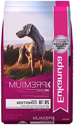 Eukanuba PREMIUM Condition Adult 28/18 Dog Food for Athletic
