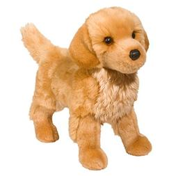 Douglas Cuddle Toys King the Golden Retriever Dog #2018 Stuf