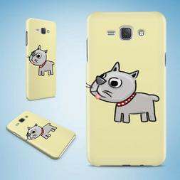 CUTE DOG PUPPY CANINE SKETCH ART CASE COVER FOR SAMSUNG GALA
