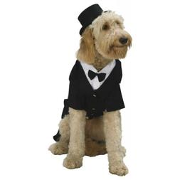 Dapper Dog Pet Costume Pet Halloween Fancy Dress